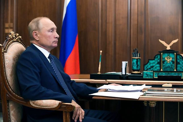 Rosja. Brytyjska prasa o chorobie Putina. Jest odpowiedź Kremla