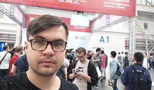 Targi po pekińsku. Jestem na imprezie Games Fusion w Chinach