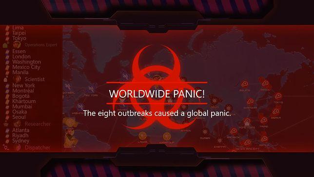Pandemic zniknął z Epic Games Store. Koronawirus winnym? Jutro nie otrzymamy tej gry za darmo