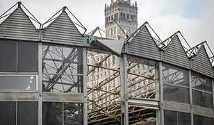 Nie będzie rozbiórki Rotundy. Konserwator zabytków wydał nakaz wstrzymania prac