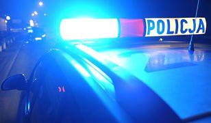 Patrol zatrzymał chłopaka na skrzyżowaniu ul. św. Wincentego i Kondratowicza