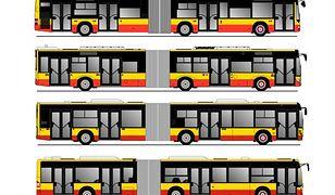 Tak będą wyglądać nowe autobusy