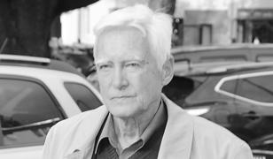 Krzysztof Kalczyński zmarł 10 września. Miał 82 lata