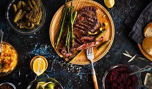Czy smażone mięso w diecie osoby ćwiczącej to dobry pomysł?