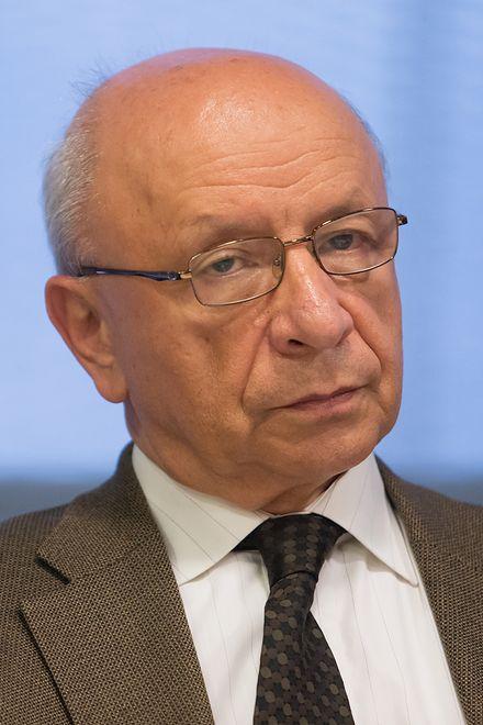Prof. Bogdan Chazan żegna prof. Romualda Dębskiego