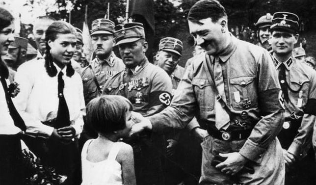 Kwiatki dla Hitlera