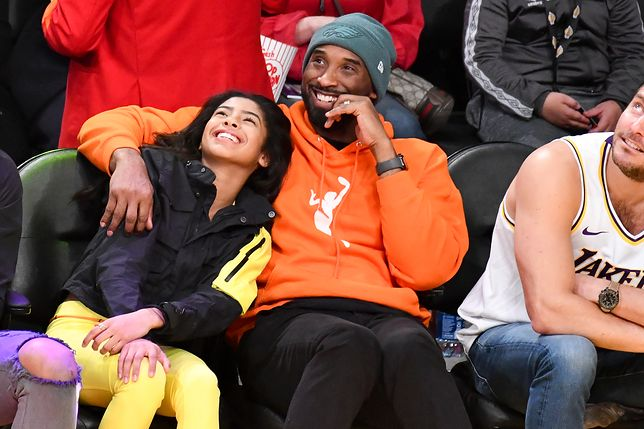 Kobe Bryant zginął wraz z córką Gianną