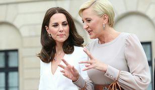 Efekt Agaty na Podhalu. Czego pierwsza dama nauczyła się od księżnej Kate?