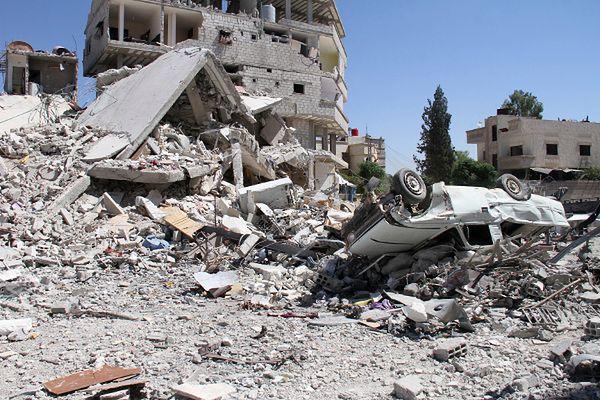 Syria: duchowni zezwolili głodującym na jedzenie zakazanego mięsa