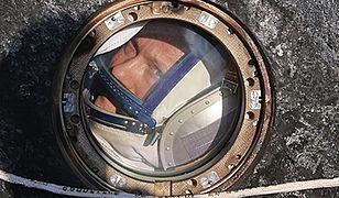 Lądowanie Sojuza w Kazachstanie