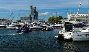 Tragedia w Gdyni. Ciało w porcie jachtowym