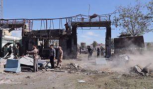Iran: zamach na posterunku policji w mieście Czabahar. Trzy osoby nie żyją
