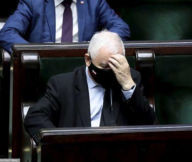 Sejm zajmie się wnioskiem o wotum nieufności dla Jarosława Kaczyńskiego