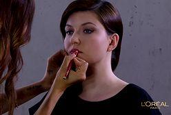 Klasyczny makijaż w stylu francuskim - idealny na wiele okazji! Tutorial odtwarzający look Kristiny Bazan