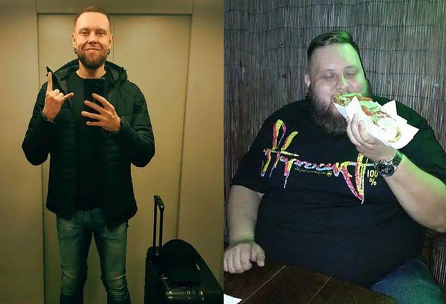 Big Boy schudł 160 kg
