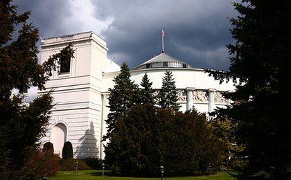 Inspektorzy pracy skontrolowali przestrzeganie prawa pracy w Sejmie