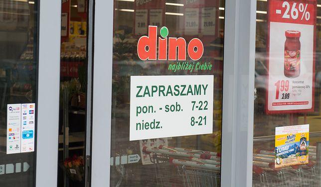 Dino szturmuje rynek. Sieć otworzy 300 nowych sklepów