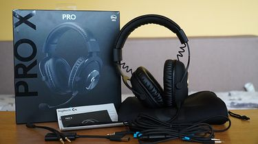 Logitech G Pro X - fenomenalne słuchawki z mikrofonem