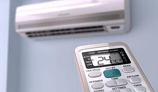 Podczas zakupu klimatyzacji warto zwrócić uwagę na wielkość klimatyzowanych pomieszczeń.