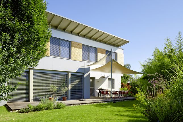 Trend, który odmienia wygląd nowoczesnych domów jednorodzinnych