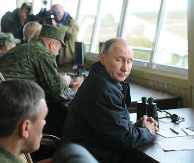Brytyjczycy obawiają się planów armii Władimira Putina