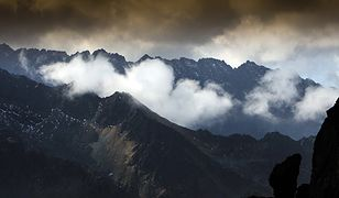 Chwilowe załamanie pogody w Tatrach i na Podhalu