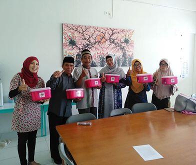 Wesprzyj zbiórkę Lombok Sisterhood