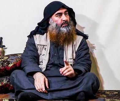 Abu Bakr al-Baghdadi w nowym nagraniu opublikowanym przez ISIS