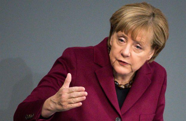Merkel: zamykanie granic przed uchodźcami nie ma sensu