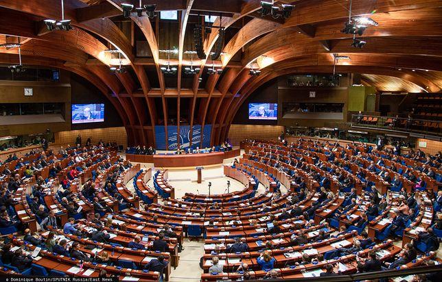 Rada Europy.