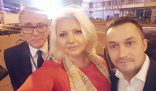 Cezary Jurkiewicz, Lucyna Klein-Klarenbach i Piotr Guział