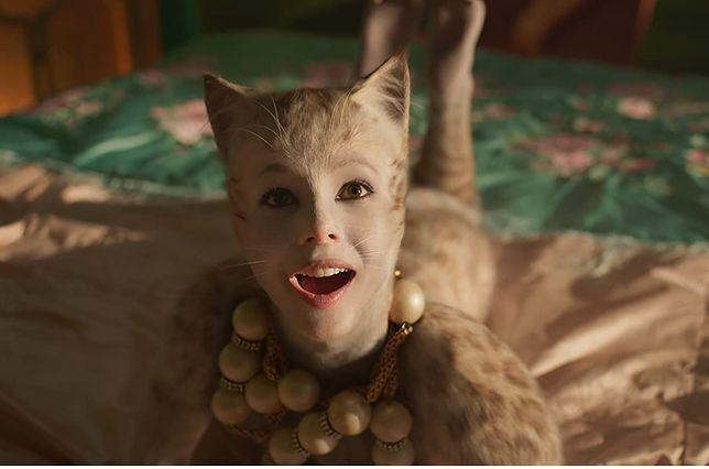 "Francesca Hayward w filmie ""Koty"""