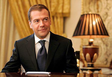 7 maja Miedwiediew zostanie prezydentem Rosji