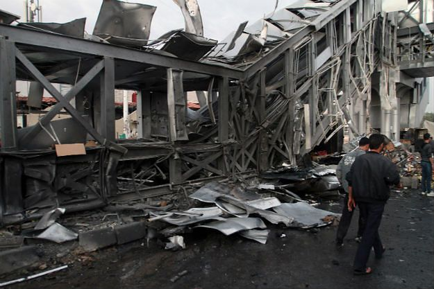 10 zabitych w ataku samobójczym na kurdyjską agencję bezpieczeństwa w Syrii