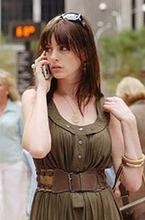 Anne Hathaway kończy z nałogami
