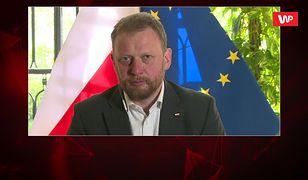 Koronawirus w Polsce. Minister zdrowia Łukasz Szumowski: najprawdopodobniej we wtorek rano ogłosimy kolejne etapy odmrażania