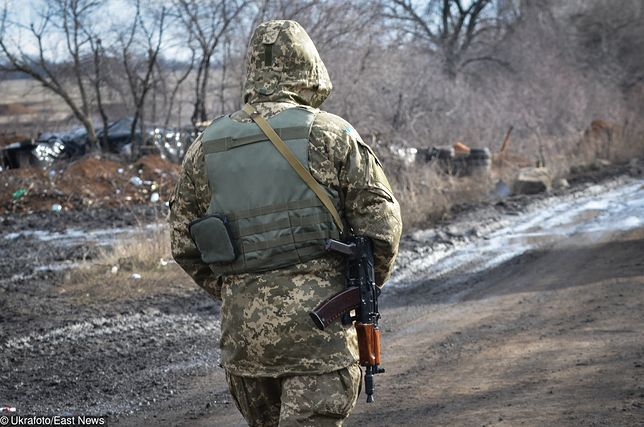 Konflikt zbrojny rozpoczął się w kwietniu 2014 r.