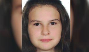 Zaginęła 14-letnia Wiktoria Wieczorek. Policja prosi o pomoc