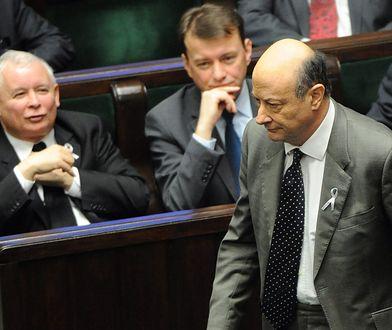 Rostowski: przed sąd powinien trafić prezes PiS
