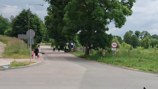 Okoliczności ucieczki więźnia wyjaśnia już Wydział Kontroli z Komendy Wojewódzkiej Policji w Olsztynie