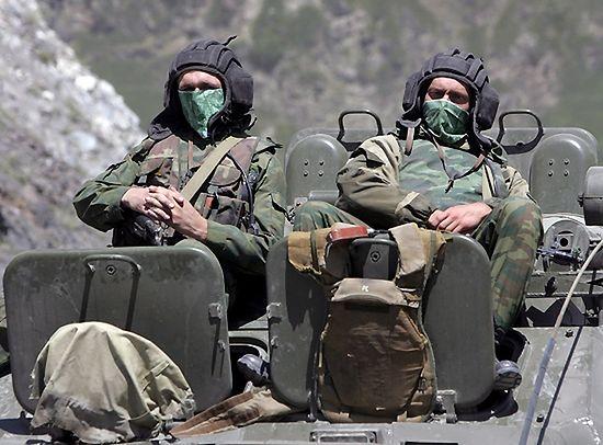 Rosja przejęła kontrolę nad stolicą Osetii Południowej