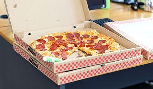 Dostawcy podjadają twoją pizzę. Szokujące wyniki badań