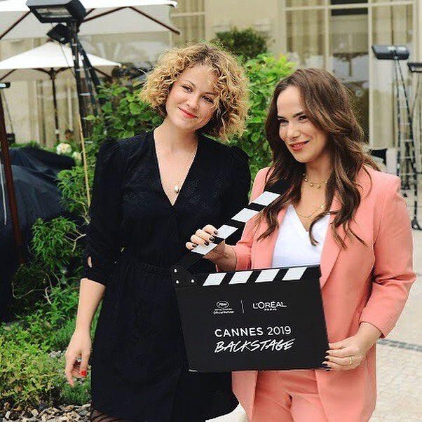 Cannes Backstage Studio, czyli obserwacje z czerwonego dywanu. Radzka i Aga Wilk o stylizacjach gwiazd