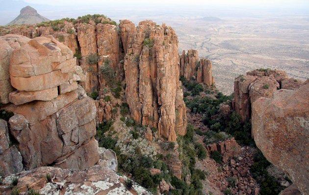 Valley of Desolation, RPA