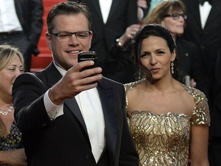 Matt Damon nie zapewnia paparazzim żadnych atrakcji