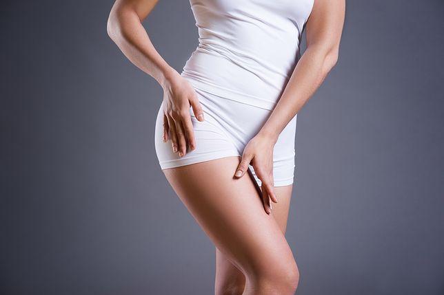 Bielizna modelująca boczki pozwoli komfortowo nosić np. obcisłe sukienki i spódnice