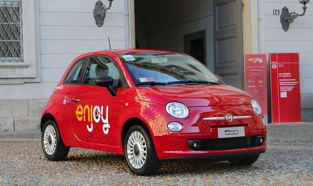 Mediolańczycy będą mogli wspólnie użytkować Fiaty 500 i 500L