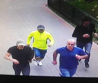 Policja opublikowała zdjęcia sprawców pobicia