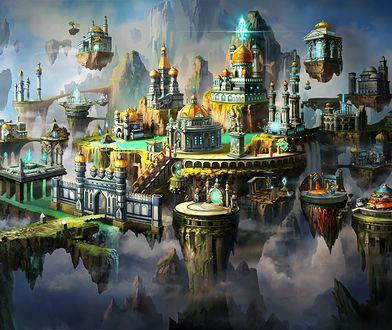Heroes of Might and Magic - seria kultowych gier strategicznych, w których kierujemy bohaterami i podbijamy kolejne miasta.