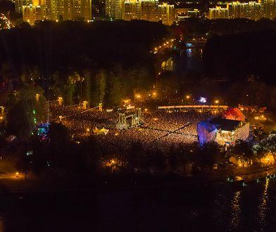 Koncert The Offspring w Mińsku na WG Fest 2019
